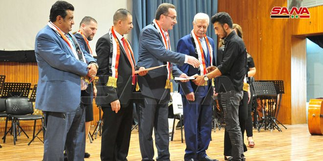 33 persons freed from illiteracy follow their intermediate and higher education