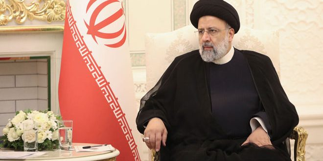 President Raisi: Americans found Daesh organization and supported its terrorist acts in Iraq and Syria